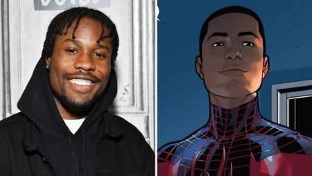 Shameik Moore es el primer Spider-Man birracial