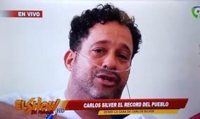 """Carlos Silver: """"Le regalé a Guinness 6420 segundos y ellos me quitan mi récord"""""""