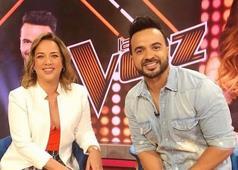 Luis Fonsi y Adamari López se reencuentran tras nueve años de su separación