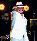 Puerto Plata le da un 'like' a Wason en noche de concierto
