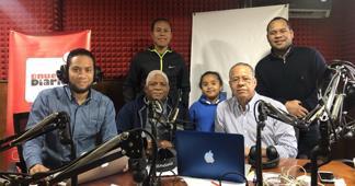 "Grupo Azucar FM celebra décimo aniversario de su programa ""Nuestra Semana Santa"""