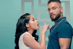 """Becky G y Maluma lanzan """"La respuesta"""" para """"romper estereotipos"""""""