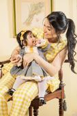 Aisha Syed: la maternidad le ha mejorado su talento musical