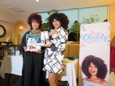 Cheddy García lanza productos para el pelo