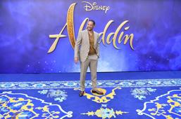 """Aladdin"" y el genio Will Smith intentan arrasar en la taquilla de EE.UU."