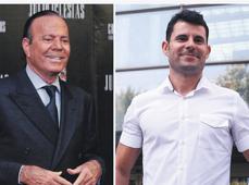 Julio Iglesias: ¡Ay papá! al caso le faltan más años