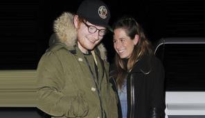 Ed Sheeran confirma que se casó con Cherry Seaborn