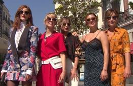 """""""Las chicas del cable"""" estrena una cuarta temporada """"potente"""" en la República"""