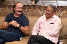 """Raúl Di Blasio: """"feliz de reencontrarme con el pueblo dominicano en el mejor momento de mi carrera"""""""
