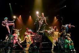 Cirque du Soleil se presenta como residencia durante un mes en Hard Rock Hotel Punta Cana
