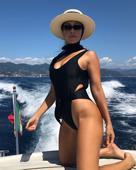 La foto de Kourtney Kardashian por la que fue elogiada: presume estrías a los 40