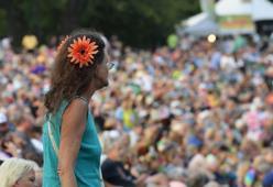 """Woodstock, la ciudad """"mágica"""" que prestó su nombre al legendario festival"""