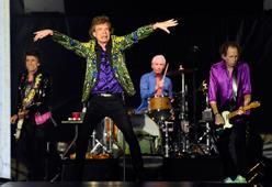 Rolling Stones: Ya están en Marte