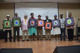 Reconocen artistas y gestores en el Día Mundial del Folclor