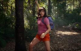 """Isabela Moner protagoniza Dora y la Ciudad Perdida: """"En el colegio ya me llamaban Dora"""""""