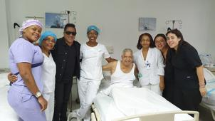Merenguero Bobby Rafael se encuentra estable, tras ser hospitalizado