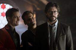 La casa de papel tendrá 5ª temporada en Netflix y volverá a contar con Álvaro Morte como El Profesor