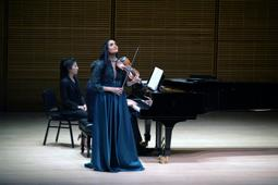 Aisha Syed: Talento de RD en el Carnegie Hall New York