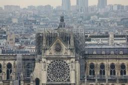 """El incendio de Notre Dame inspira una serie al estilo """"Chernobyl"""""""