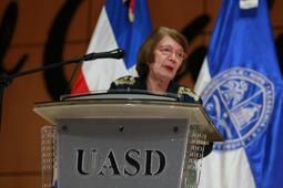 El Simposio de Historia y Crítica de Arte de la UASD se dedica a Marianne de Tolentino