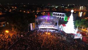Gala de Navidad: Un concierto gratuito en Plaza España