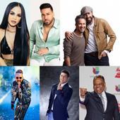 Siete dominicanos en la lista de nominados de Premio Lo Nuestro