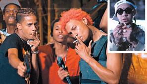 Urbanos expanden su apología a las drogas