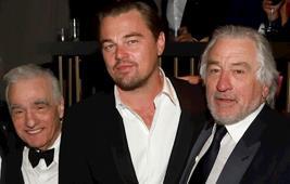 Leonardo DiCaprio confirma que protagonizará junto a De Niro lo nuevo de Martin Scorsese