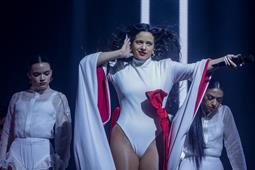 """Rosalía lanza 'Dolerme', una nueva canción para que todos nos sintamos """"un poco mejor"""""""