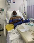 Felix Victorino tiene cuadro de neumonía en pulmones, según neumólogo