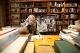 La biblioteca superviviente de Carlos Fuentes
