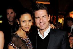 """Thandie Newton revela que fue una """"pesadilla"""" trabajar con Tom Cruise en Misión Imposible"""