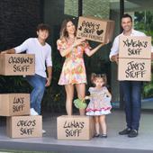 Actriz Ximena Duque anuncia espera su tercer hijo