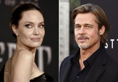 Angelina Jolie pide un cambio de juez en el caso de divorcio de Brad Pitt