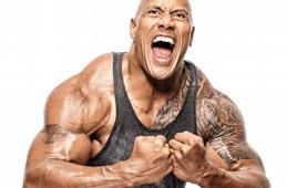 Dwayne 'The Rock' Johnson es el actor mejor pagado por segundo año consecutivo
