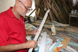 El artista dominico-francés Georges Thevenet anuncia exposición permanente de esculturas en Blue Mall Punta Cana