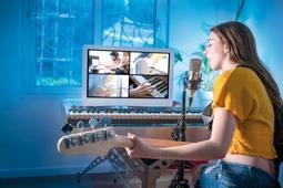 """Modalidad artística: Conciertos para dominicanos por """"streaming"""" se multiplican en las últimas semanas"""