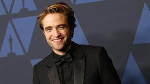 """Robert Pattinson libre de COVID-19 regresa al rodaje de """"The Batman"""""""