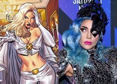 ¿Será Lady Gaga la nueva Emma Frost de X-Men en el Universo Marvel?