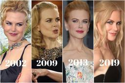 Los secretos de Nicole Kidman