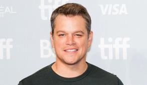 "Matt Damon ficha por ""Thor 4: Love and Thunder"""