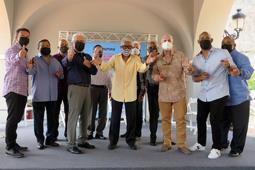 El Gran Combo de Puerto Rico saca disco bajo sello que representa a Bad Bunny