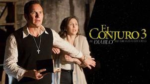 """La película de terror """"El Conjuro 3"""" lidera la taquilla norteamericana"""
