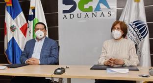 Aduanas y Ministerio de Cultura pactan para divulgar y proteger obras de arte