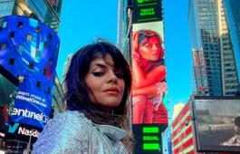 "Techy Fatule ""en vivo"" desde Times Square"