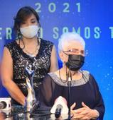 Eso parte el alma: María Cristina Camilo creyó Acroarte le había otorgado el Gran Soberano
